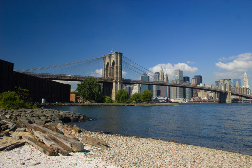 1870-1879「Brooklyn Bridge」:スマホ壁紙(13)