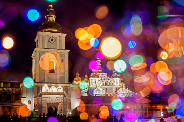 ベストオブ「Orthodox Church Of Ukraine Celebrates Christmas And Newfound Autonomy」:写真・画像(5)[壁紙.com]