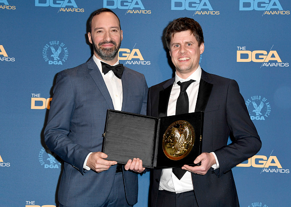 Hollywood and Highland Center「71st Annual Directors Guild Of America Awards - Press Room」:写真・画像(19)[壁紙.com]