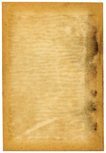 Manuscript「Stained old paper」:スマホ壁紙(15)