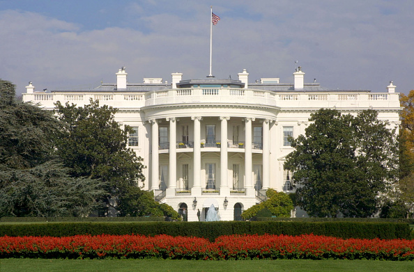 Outdoors「White House Awaits New Resident」:写真・画像(0)[壁紙.com]