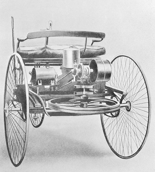 Tricycle「Benz Car」:写真・画像(17)[壁紙.com]