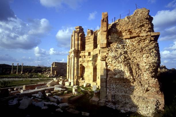 UNESCO「Libya's Mediterranean Archeological Treasures」:写真・画像(16)[壁紙.com]
