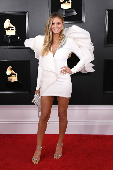 Grammy Awards「61st Annual GRAMMY Awards - Arrivals」:写真・画像(0)[壁紙.com]