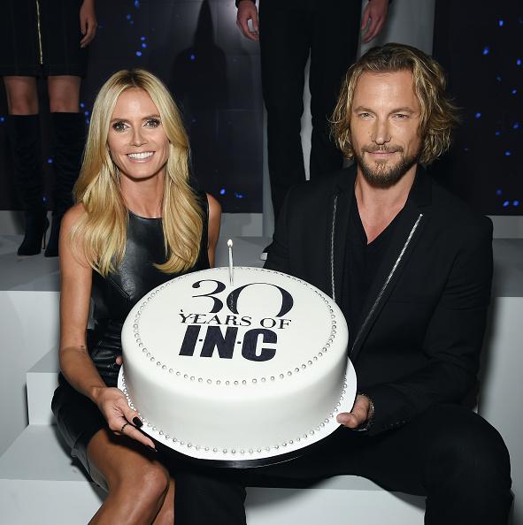 Gabriel Aubry「Heidi Klum + Gabriel Aubry Celebrate The Launch Of INC's 30th Anniversary Collection」:写真・画像(6)[壁紙.com]