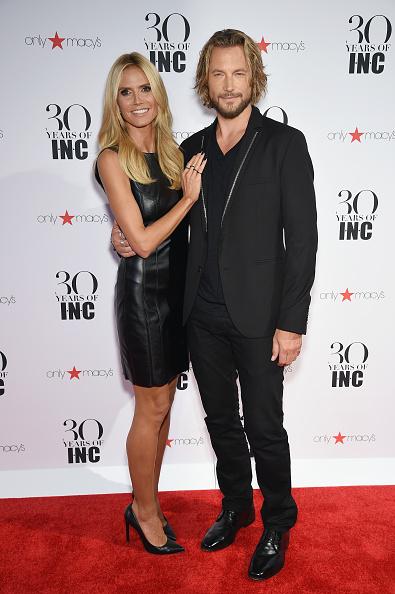 Gabriel Aubry「Heidi Klum + Gabriel Aubry Celebrate The Launch Of INC's 30th Anniversary Collection」:写真・画像(8)[壁紙.com]