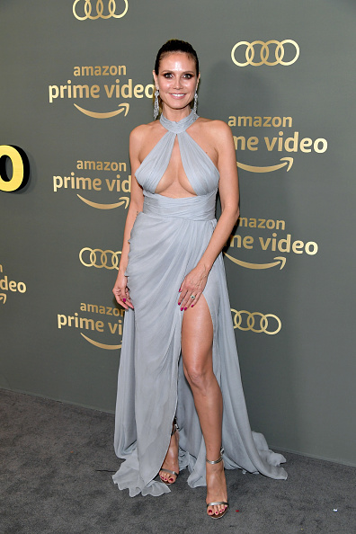 Metallic Shoe「Amazon Prime Video's Golden Globe Awards After Party - Arrivals」:写真・画像(14)[壁紙.com]