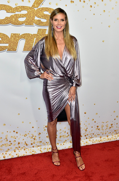 "Silver Colored「""America's Got Talent"" Season 13 Live Show Red Carpet」:写真・画像(10)[壁紙.com]"