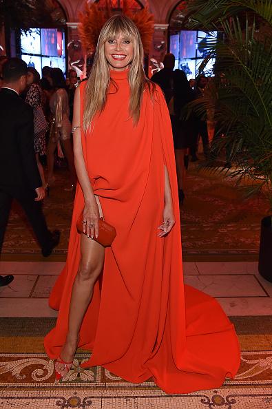 """オレンジ色「Harper's BAZAAR Celebrates """"ICONS By Carine Roitfeld"""" At The Plaza Hotel Presented By Cartier - Inside」:写真・画像(16)[壁紙.com]"""