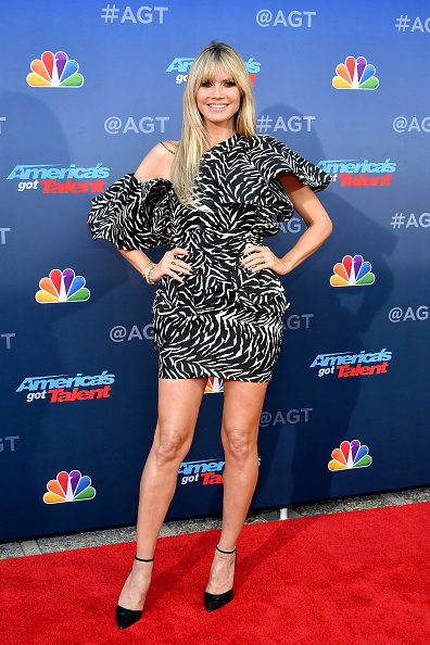 """アシメトリードレス「""""America's Got Talent"""" Season 15 Kickoff」:写真・画像(1)[壁紙.com]"""