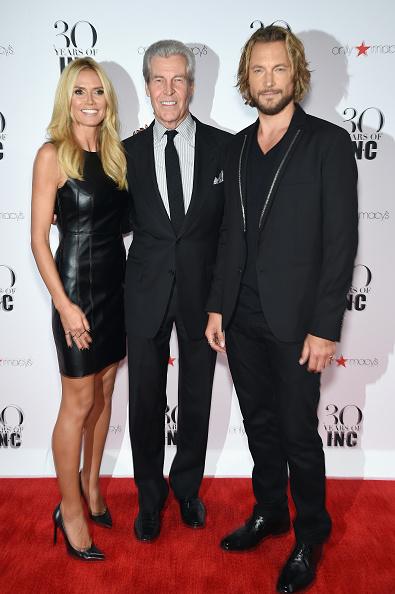 Gabriel Aubry「Heidi Klum + Gabriel Aubry Celebrate The Launch Of INC's 30th Anniversary Collection」:写真・画像(9)[壁紙.com]