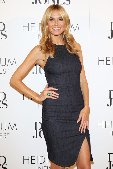 Sleeveless「Heidi Klum At David Jones For Heidi Klum Intimates」:写真・画像(9)[壁紙.com]