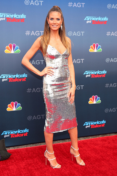 "Silver Colored「""America's Got Talent"" Season 13 - Red Carpet Kickoff」:写真・画像(14)[壁紙.com]"