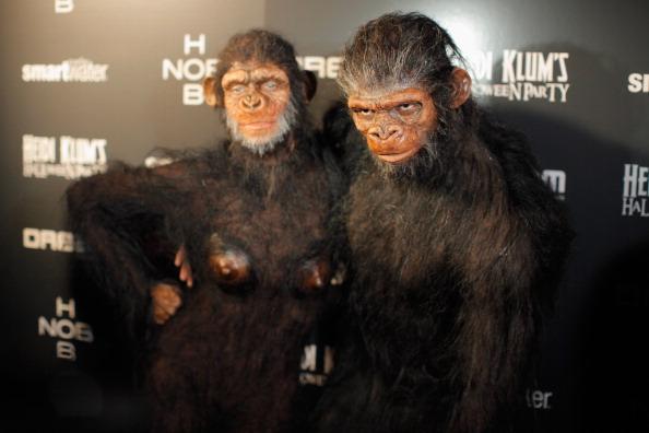 年次イベント「Heidi Klum's 12th Annual Halloween Party」:写真・画像(15)[壁紙.com]