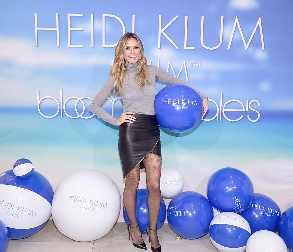 Swimwear「Heidi Klum Launches Heidi Klum Swim at Bloomingdale's 59th Street」:写真・画像(12)[壁紙.com]