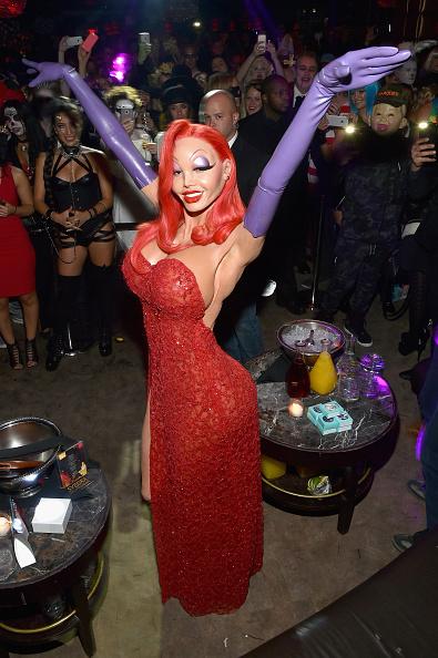 年次イベント「Heidi Klum's 16th Annual Halloween Party sponsored by GSN's Hellevator And SVEDKA Vodka At LAVO New York - Inside」:写真・画像(15)[壁紙.com]