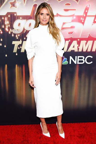"Puffed Sleeve「NBC's ""America's Got Talent: The Champions"" - Arrivals」:写真・画像(17)[壁紙.com]"
