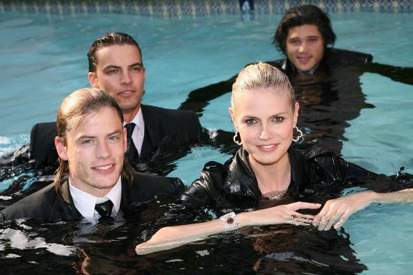 Beverly Hills Hotel「Heidi Klum Promotes 2nd QVC Appearance of the Heidi Klum Collection」:写真・画像(5)[壁紙.com]