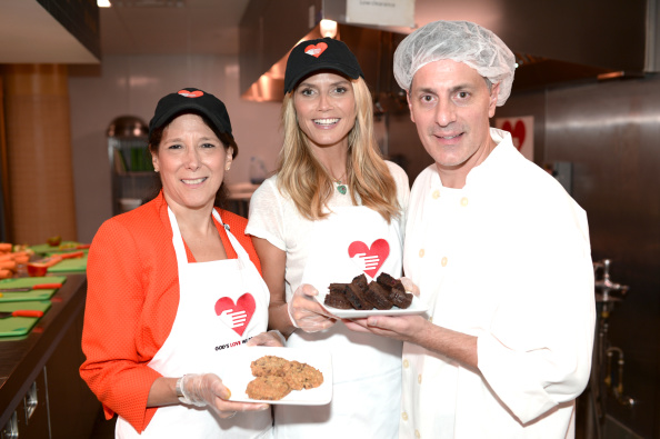 Healthy Eating「Heidi Klum Helped Prepare Meals For God's Love We Deliver」:写真・画像(7)[壁紙.com]