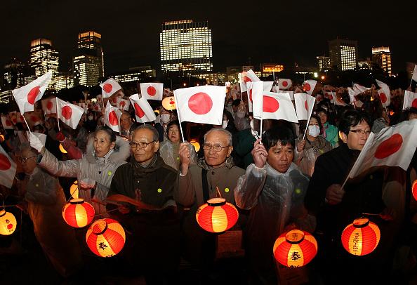 Imperial Palace - Tokyo「Emperor Akihito Celebrates 20th Anniversary On The Throne」:写真・画像(14)[壁紙.com]