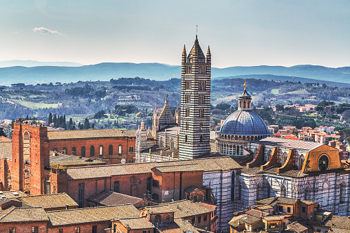 Duomo Di Siena「The Duomo di Siena or Siena Cathedral, Siena」:スマホ壁紙(7)