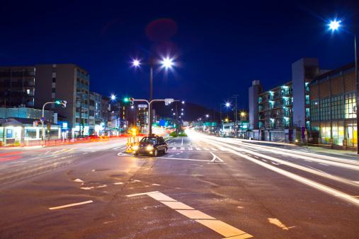 Boulevard「Taxi on Gojo Dori」:スマホ壁紙(16)