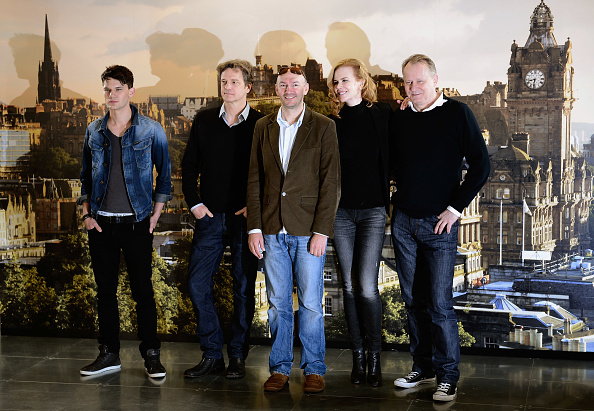 Stellan Skarsgard「Nicole Kidman And Colin Firth Launch The Filming Of Railway Man」:写真・画像(14)[壁紙.com]