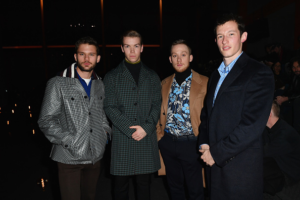 Jeremy Irvine「Prada - Arrivals & Front Row - Milan Men's Fashion Week Fall/Winter 2019/20」:写真・画像(10)[壁紙.com]