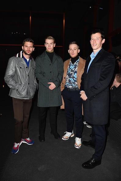 Jeremy Irvine「Prada - Arrivals & Front Row - Milan Men's Fashion Week Fall/Winter 2019/20」:写真・画像(3)[壁紙.com]