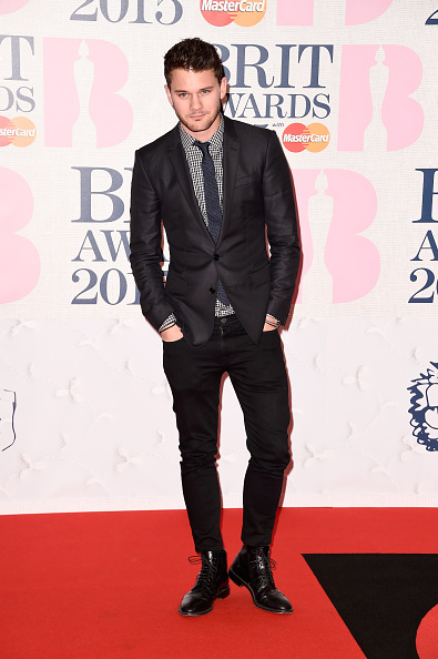 Jeremy Irvine「BRIT Awards 2015 - Red Carpet Arrivals」:写真・画像(19)[壁紙.com]