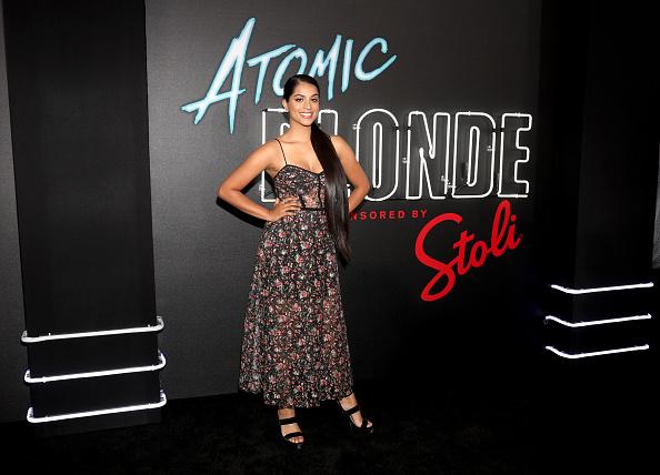 USA「Stoli Vodka And Universal Studios Host Premiere Of 'Atomic Blonde', Starring Oscar Award-Winning Actress Charlize Theron」:写真・画像(17)[壁紙.com]