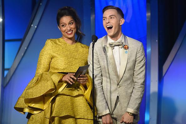 Adam Rippon「30th Annual GLAAD Media Awards New York – Inside」:写真・画像(14)[壁紙.com]
