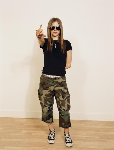アヴリル・ラヴィーン「Avril Lavigne」:写真・画像(2)[壁紙.com]