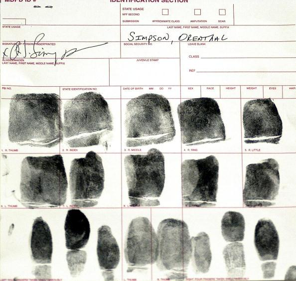 Natural Pattern「O J Simpson's Fingerprints」:写真・画像(16)[壁紙.com]