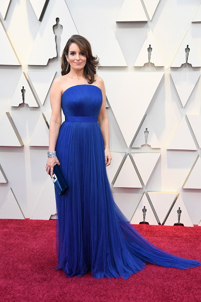 Blue Dress「91st Annual Academy Awards - Arrivals」:写真・画像(4)[壁紙.com]