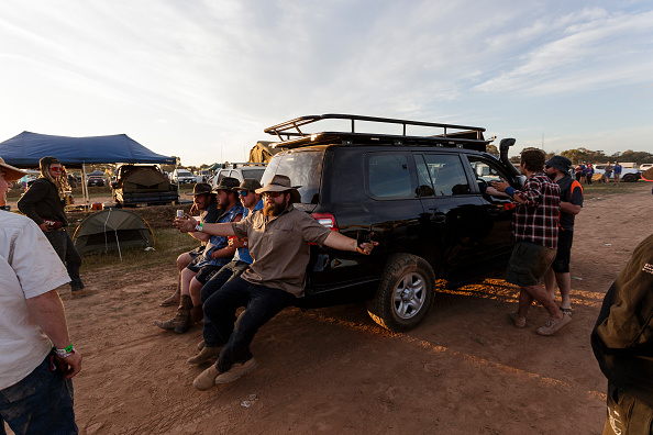 Perching「Ute Enthusiasts Gather For Annual Deni Ute Muster」:写真・画像(12)[壁紙.com]