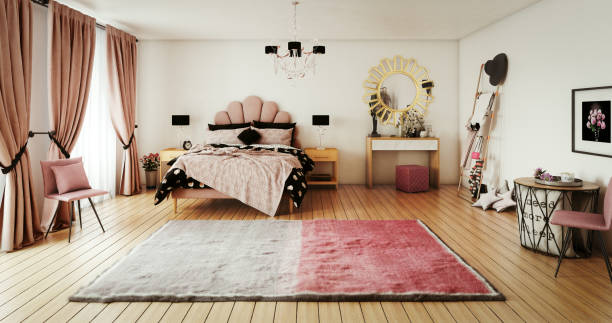 Warm and Cozy Bedroom:スマホ壁紙(壁紙.com)
