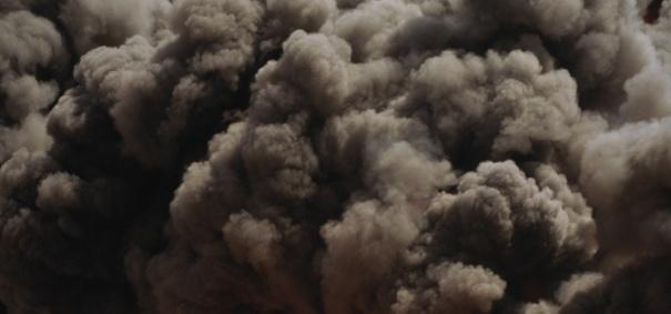 Smoke - Physical Structure「Grey smoke」:スマホ壁紙(15)
