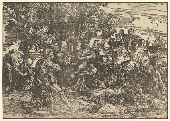 John The Baptist「Mary Seated Beneath Trees With Baby」:写真・画像(11)[壁紙.com]