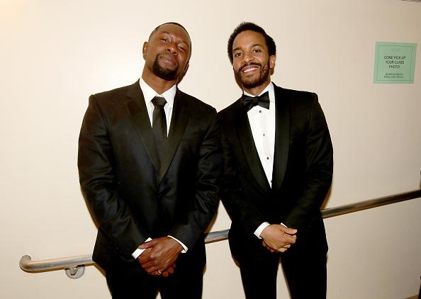 André Holland「89th Annual Academy Awards - Backstage」:写真・画像(12)[壁紙.com]