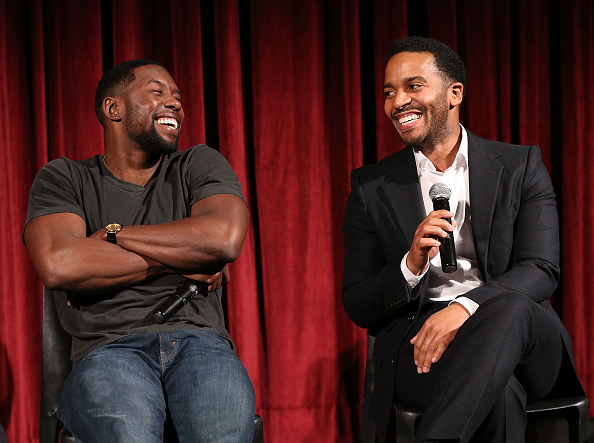 André Holland「The Academy Of Motion Picture Arts And Sciences Hosts An Official Academy Screening Of MOONLIGHT」:写真・画像(19)[壁紙.com]
