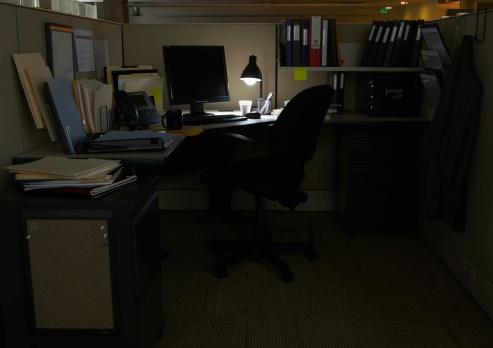 Desk Lamp「Cabin of office」:スマホ壁紙(13)
