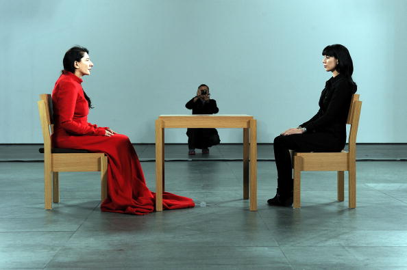 "New York City Museum Of Modern Art「MoMA Celebrates The ""Marina Abramovic: The Artist Is Present"" Exhibition」:写真・画像(3)[壁紙.com]"