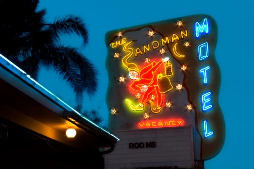 Motel「Sandman Motel」:スマホ壁紙(4)