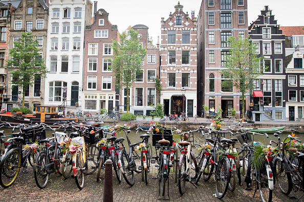 City「'Floral Vandals' Take To the Streets Of Amsterdam To Mark The Opening Of Kimpton De Witt Hotel」:写真・画像(7)[壁紙.com]