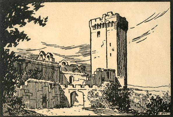 Arles「Abbaye De Montmajour -The Old Abbey Of Montmajour」:写真・画像(14)[壁紙.com]