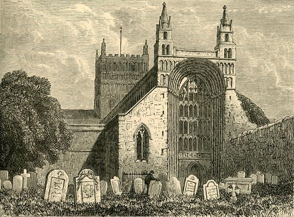 Benedictine「Tewkesbury Abbey」:写真・画像(15)[壁紙.com]