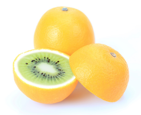 Kiwi Fruit「Kiwi or orange」:スマホ壁紙(11)