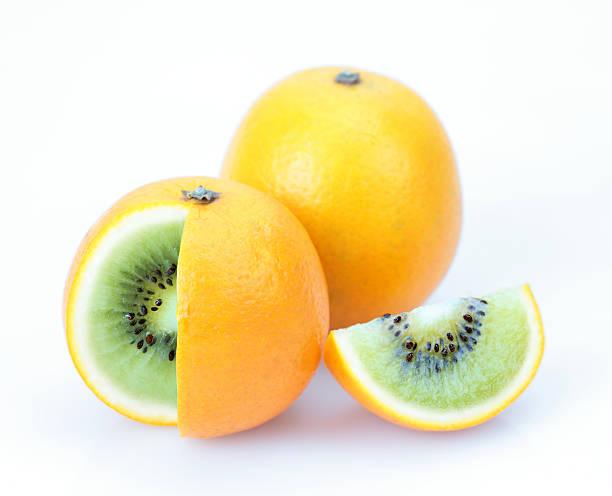 Kiwi or orange:スマホ壁紙(壁紙.com)