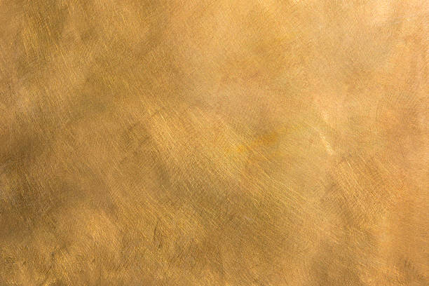 Abstract brass metal plate structured background XXL:スマホ壁紙(壁紙.com)